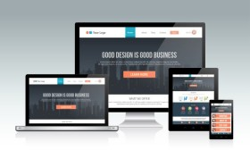 Responsive Design for Company Websites